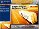 Freight Security Screen