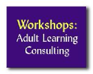 Workshops: Adult Learning Consulting